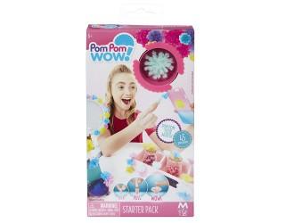 48525-PPW Set Pom Pom Wow! 45 p. de 7 culori