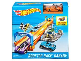 DRB29  Hot Wheels Rooftop Race Garage