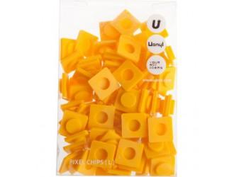 WY-P001F Резервные пиксели большие желтые Upixel