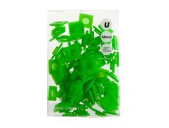 WY-P001K Rezerva pixeli Big verde aprins Upixel