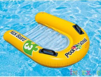 INT 58167 Pluta gonflabila Kickboard Pool Schol Step
