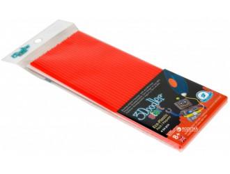3DS-ECO03-RED-24 Set de tije pentru 3D-PIX 3Doodler Start (rosu, 24 buc)