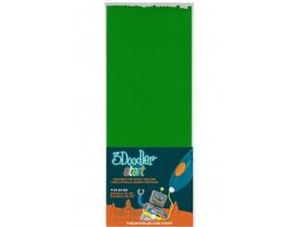 3DS-ECO07-GREEN-24 Set de tije pentru 3D-PIX 3Doodler Start (verde, 24 buc)