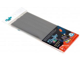 3DS-ECO08-GREY-24 Set de tije pentru 3D-PIX 3Doodler Start (gri 24 buc)