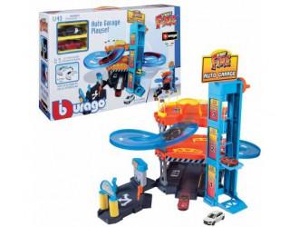 18-30361 Set de joaca PARCARE (3 nivele, 2 masini 1:43)