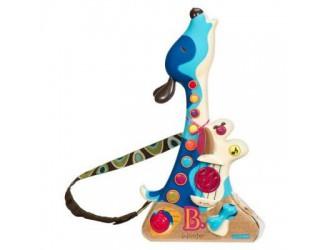 BX1206Z Музыкальная игрушка -Пес-гитарист (звук)