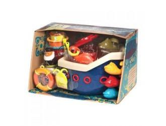 BX1012Z Set de joaca -PESCUITUL VESEL (pentru joaca in baie, 12 accesorii)