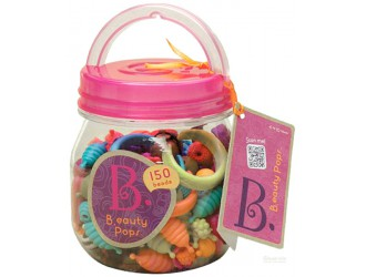 BX1373Z Set pentru confectionarea bijuteriilor - POP ART (150 articole, in tub)