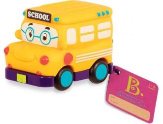 BX1495Z Машинка Забавный автопарк Школьный автобус