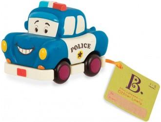BX1497Z Машинка Battat Забавный автопарк Полиция