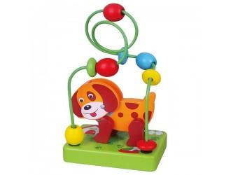 59662 Mini Wire Beads - Dog