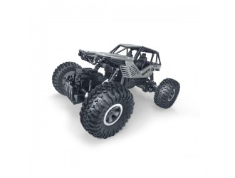 SL-111S Masina cu RC FORCE OFF-ROAD CRAWLER – ROCK (carcasa din metal, 1:18)