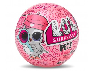 "552093 Set L.O.L. Surprise! seria ""MESAJE SECRETE"" PETS S4"