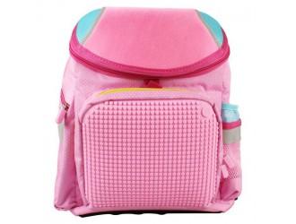 WY-A019B Рюкзак Super class school розовый Upixel