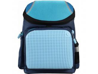 WY-A019N Rucsac Upixel super class school-albastru