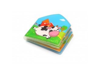 "0889 Jucarie ""Carte pt baie"" Country Animals BabyOno"