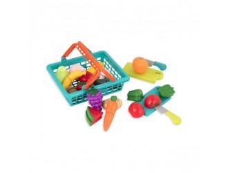 BT2534Z Set de joaca p/t doi-Legume Fructe pe lipici