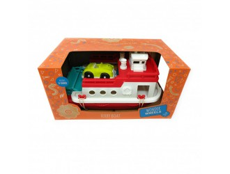 VE1008Z Set de joaca-Feribot(korabie,2 masini)