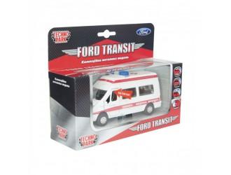 SB-13-02-1U Automobil FORD TRANSIT REANIMARE
