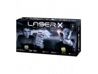 88016 Игровой набор для лазерных боев - LASER X ДЛЯ ДВУХ ИГРОКОВ