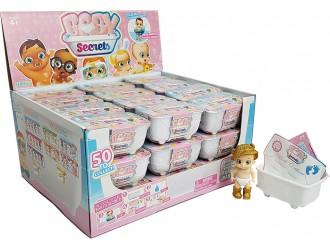 76922 Set de Joaca cu Bebelus(50 modele in asortiment) Baby Secret