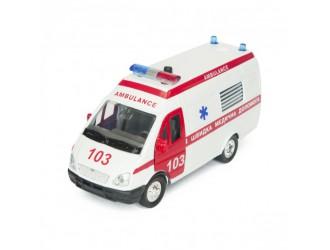 CT-1276-1U Automobil-Gazeli Resuscitarea(sunet,lumini)