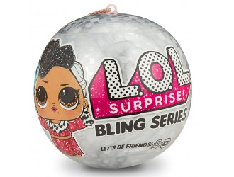 554790 Set L.O.L. Surprise! Bling Ball Series