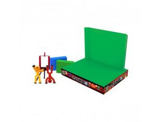 TST617 Игровой набор для творчества STIKBOT S1 - СТУДИЯ Z-SCREEN