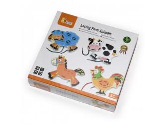51325 Lacing Farm Animals