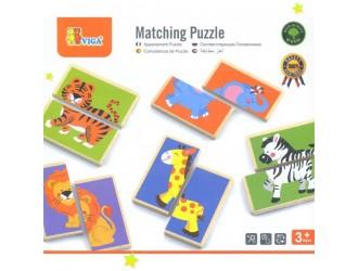 50842  Puzzle Wild Animals