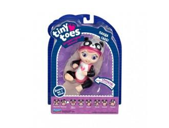 56081T-Интерактивная ручная кукла Tiny Toes - ГАББИ ПАНДА