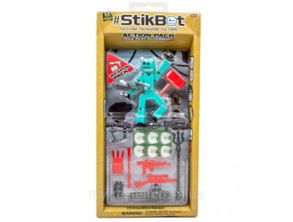 TST620W Figurina STIKBOT S2-Arme  cu aceesorii