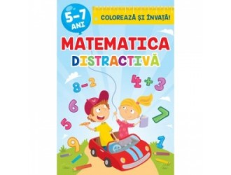Matematica distractiva 5-7 ani