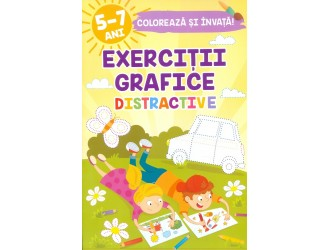 Exercitii grafice 5-7 ani