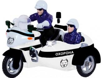 CT1247/2US Автомодель Мотоцикл Охрана