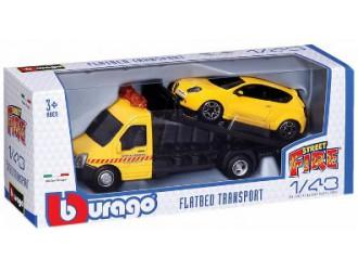 18-31406 Set de joaca TRUCKER cu modelul ALFA ROMEO MITO