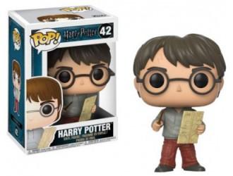 """14936-PX-1W9 Figurina FUNKO POP-seria""""Harry Potter""""-Harry Potter cu harta Strengarilor"""