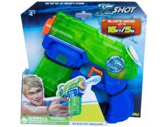 """01226 Blaster de apa"""" Small Stealth Soaker""""-X Shot"""