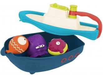 BX1520Z Set de joaca-Corabioara (pentru disctractie in baie, bazin)