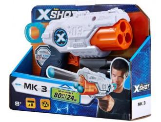 36118Z Blaster cu targere rapida EXCEL MK3-X Shot (8 cartuse)