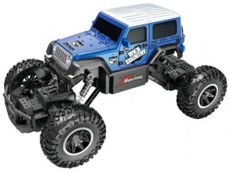 SL-106AB Автомобиль OFF-ROAD CRAWLER на р/у - WILD COUNTRY (синий)