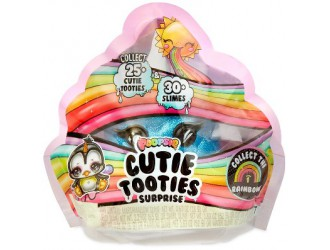 555797-W2 Set Poopsie Cutie Tooties Surprise W2 (slime, figurina animalut)