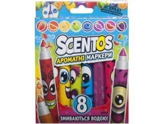 40605 Set markere aromate (8 culori) Scentos