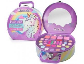 "30237 Set. cosmetica MARTINNELIA ""Visul unicornului"" valiza mare"