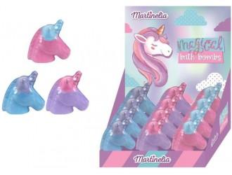 """98210 MARTINELIA  'Visele unicornului """"Bomba magica pentru o baie"""" 1 buc."""