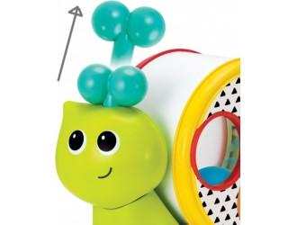 004882I Каталочка с шариками Sensory B kids Улитка