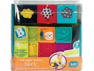 003659B Набор текстурных блоков B kids
