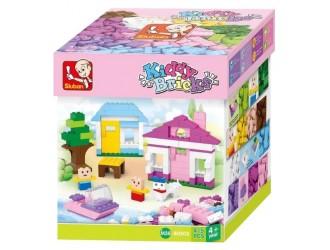 B0503 Constructor Kiddy Bricks