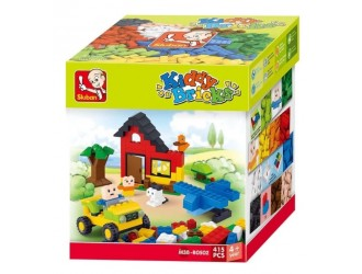 B0502 CONSTRUCTOR  Kiddy Bricks
