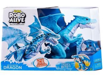 7115B Jucarie interactiva ROBO ALIVE Dragon de zapada